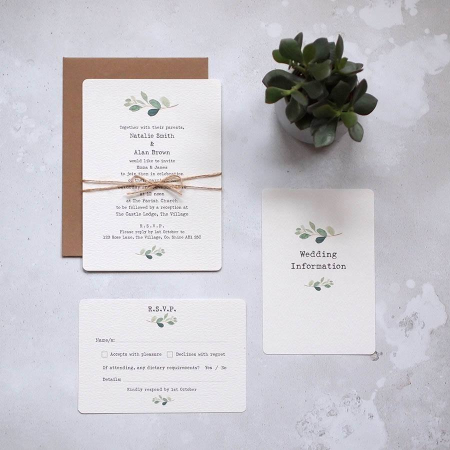 New online wedding orders!