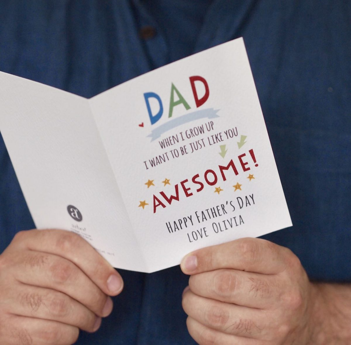Celebrate the fab dads!